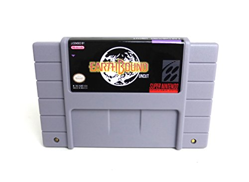 Earthbound Uncut - Cart Only
