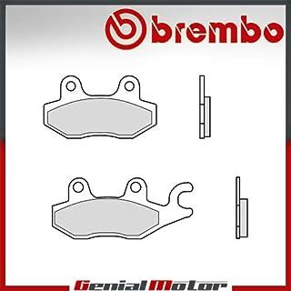 07BB33.LA Plaquettes Brembo Frein Anterieures LA pour Triumph SPEED TRIPLE 1050 2008 2013