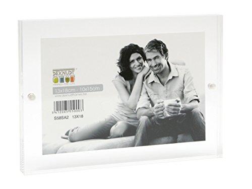 Deknudt Frames S58SA2 15 x 20 Cornice Trasparente Resina