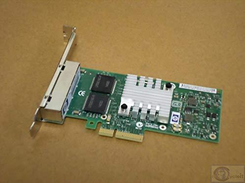 HP vervangend onderdeel Inc. Adapter Nc365T 1Gbe Quad P, 593743-001