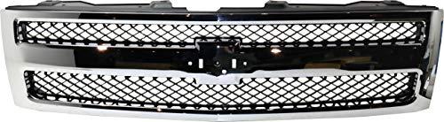 08 silverado 1500 grille - 3