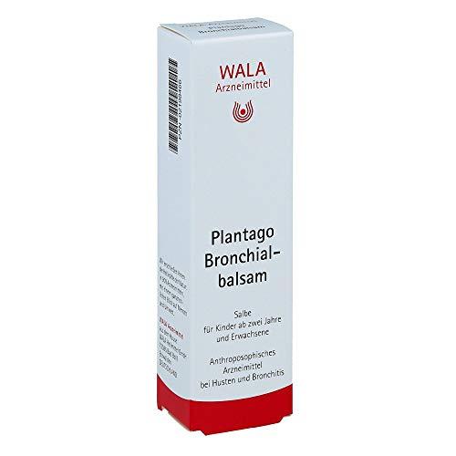 WALA Plantago Bronchialbalsam, 30 g Salbe