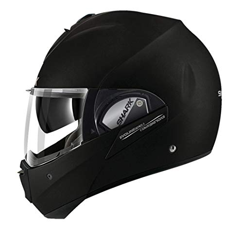 Shark – Casco Moto Evoline Series 3 Fusion BLK