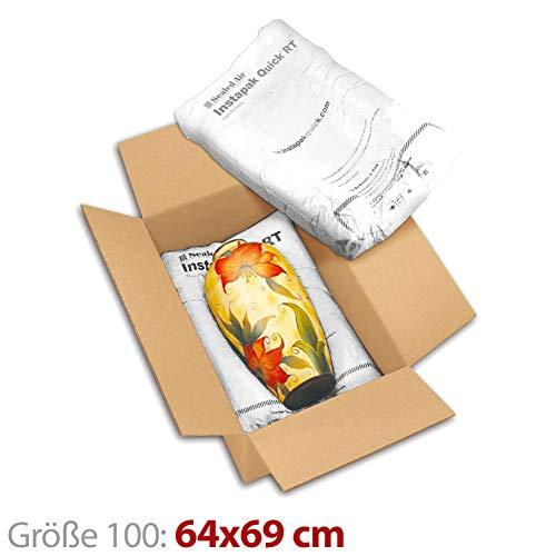 Instapak Quick RT 100 Schaumverpackung 64x69 cm, Vorteilspack (10)