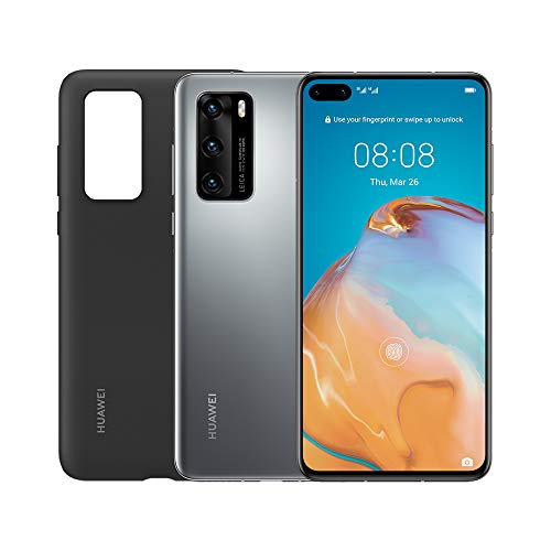 HUAWEI P40 con Cover, Acoustic...