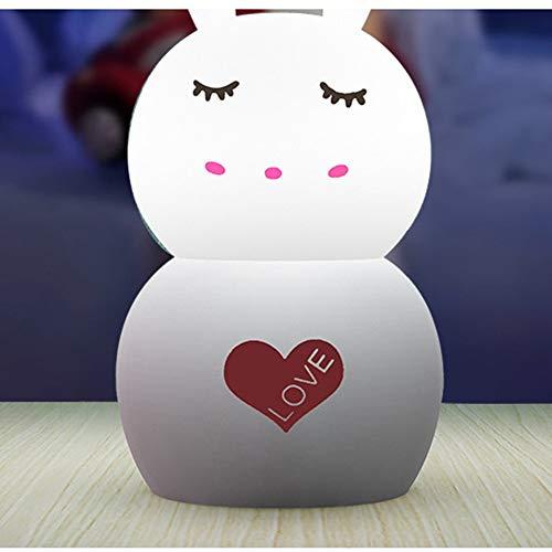 Cartoon Puppe Schreibtisch Tischlampe Mit Liebe, Kinder Dekoration Fairy Night Lights Ideal Für Home Schlafzimmer Geburtstagsfeier Kinder Präsentieren Weihnachten
