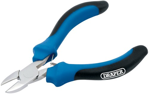 Draper 12543 - Tenacillas pequeñas (mango suave)