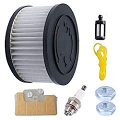 [Part number]--Replaces for Stihl 1141 120 1600 /1141 120 1604. [Durable material]--High quality material ensures the maximum durability.Long service life. [Fitment]--Fits for Stihl STIHL MS231 MS241C MS261 MS271 MS291 MS311 MS391 MS362 Chainsaw. [Gr...
