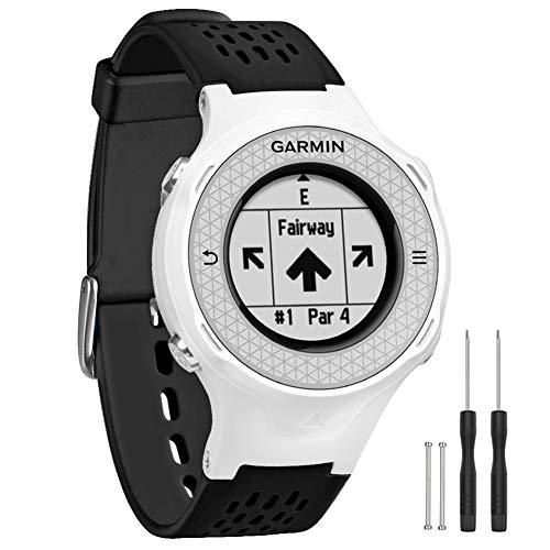 Vozehui Compatible con Garmin Approach S2/S4 Correa de reloj