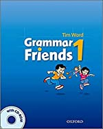 Grammar Friends 1 - Student's Book with CD-rom pack d'Eileen Flannigan
