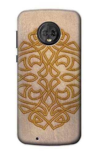 R3796 Celtic Knot Case Cover for Motorola Moto G6