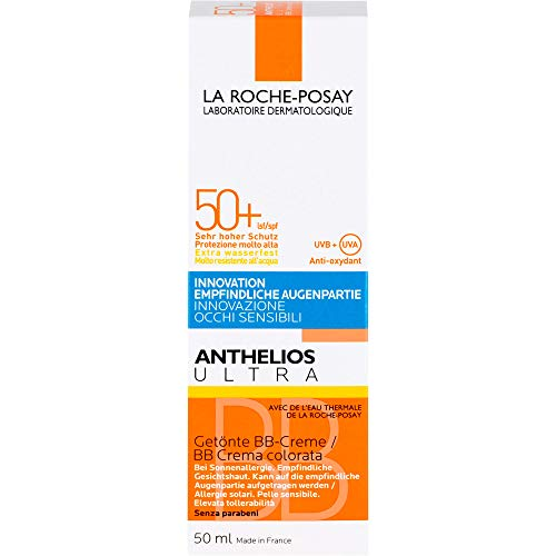 ROCHE-POSAY Anthelios Ultra getönte Creme LSF 50+ 50 ml