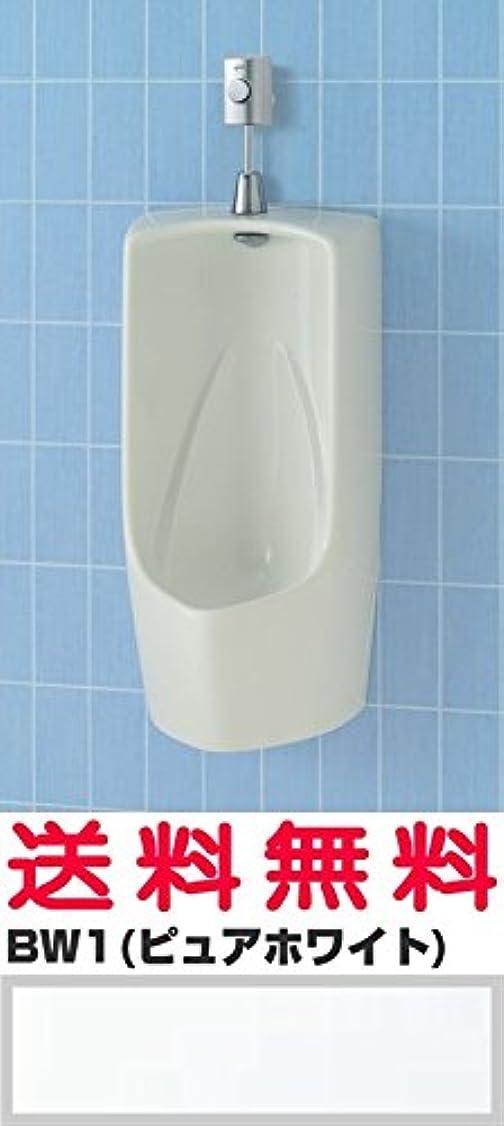 お酢目覚める移住するU-411R INAX イナックス LIXIL?リクシル トラップ付大形壁掛ストール小便器 壁排水 フラッシュバルブ フランジ(塩ビ排水管用) BW1(ピュアホワイト)