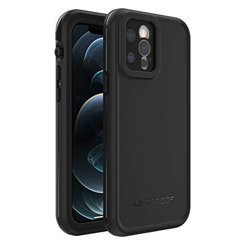 LifeProof FRE Series Waterproof Case for iPhone 12 Pro - Black (77-65909)