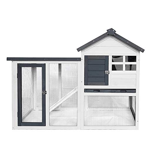 Rabbit Hutch Sizes