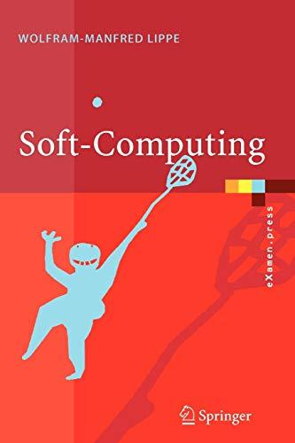 Soft-Computing: Mit neuronalen Netzen, Fuzzy-Logic und evolutionären Algorithmen