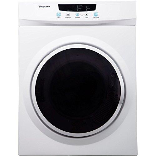 Magic Chef MCPMCSDRY35W MCSDRY35W 3.5 cu. ft. Laundry Dryer, White