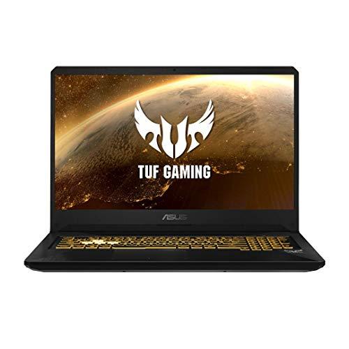 ASUS TUF TUF705DT-H7114T PC Portable 17.3' FHD 120Hz (AMD Ryzen R5-3550H, RAM 16Go DDR4 (8Go x 2), 512Go SSD,...
