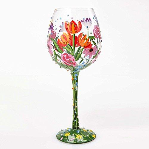 Lolita 4054100Copa de Vino Cristal, Multicolor 10,2x 10,2x 25,4cm XL
