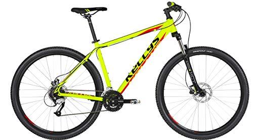 Kellys Madman 50 27.5R Mountain Bike 2019 (M/50cm, Neon Lime)