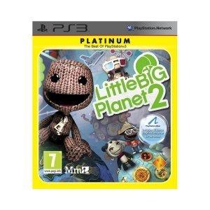 Little Big Planet 2 (Move Compatible) Game (Platinum) PS3