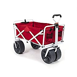 6bc0ec7180cf Best Heavy Duty Beach Carts Reviews For Soft Sand   For Big & Heavy ...