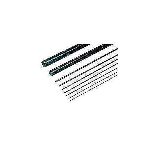 Graupner 5220.100 - Kohlefaserstab 1.0 mm/1000 mm