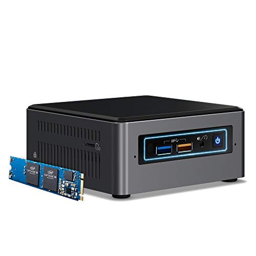Intel NUC boxnu c7i7bnhx1 Core i7 – 7567u 16 GB Intel optane Memory M.2 Module DDR4 – 2133 1.2 V SO-DIMM MAX 32 GB