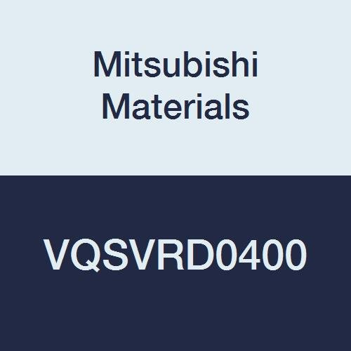 Mitsubishi Materials OFFicial mail order VQSVRD0400 Carbide High order Nos Square Smart Miracle