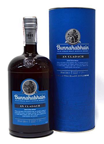 Bunnahabhain Whisky An Cladach 50º + Estuche - 1000 ml