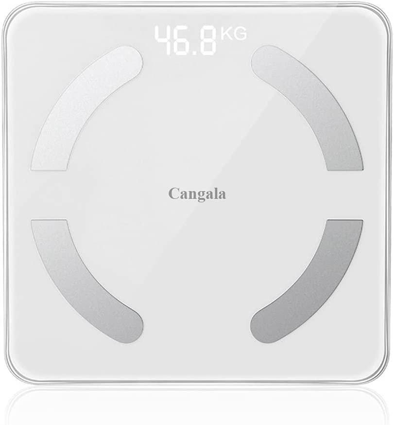 Cangala Body Fat Scales for Household New product type Digita Regular dealer Smart Bluetooth Use