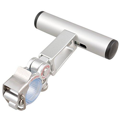 MINOURA(ミノウラ) アクセサリーホルダー [SGS-300S] φ22-29mm対応 バー幅100mm シルバー