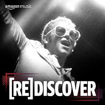 REDISCOVER Elton John