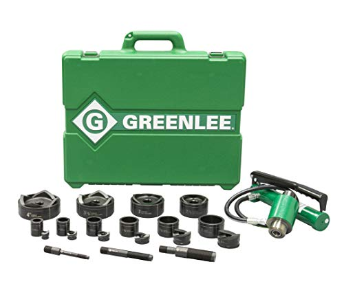 Greenlee 7310SB Knockout Punch Driver Kit