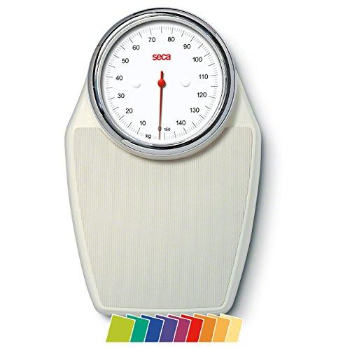 Seca - Bilancia pesapersone meccanica Colorata, colore: ecru