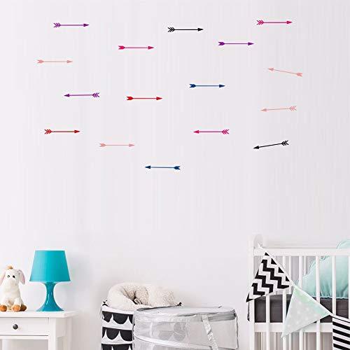 fancjj Removable Wallpaper Art Decal Kinderzimmer Home Decor Vinyl selbst für Kinder Schlafzimmer...