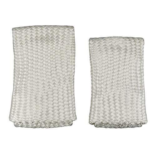 Tig Finger Heat Shield L hasta 550 grados Celsius – 1000 grados Celsius 2PK