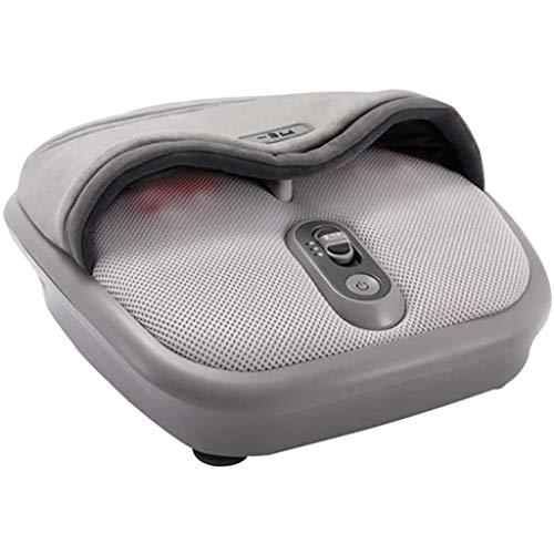 Find Bargain SKR FSGHJJKN Foot Massager with Heat, Shiatsu Heated Elecric Keading Foot Massager Mach...