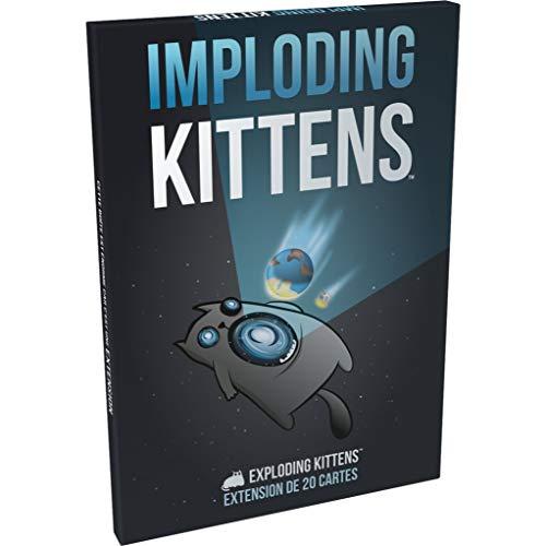 Exploding Kittens Jeu Extension Imploding Kätzchen