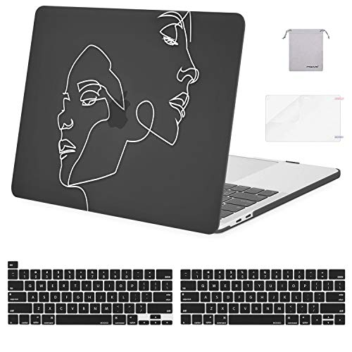 MOSISO Compatible with MacBook Pro 13 inch Case 2016-2021 Release