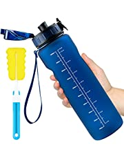 1l 水瓶 1000毫升水瓶 StillCool 水瓶 運動水瓶 塑料 透明水瓶 1升 方塊款 水瓶 不含雙酚 1升 直飲 輕便