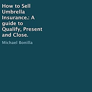 How to Sell Umbrella Insurance audiobook cover art