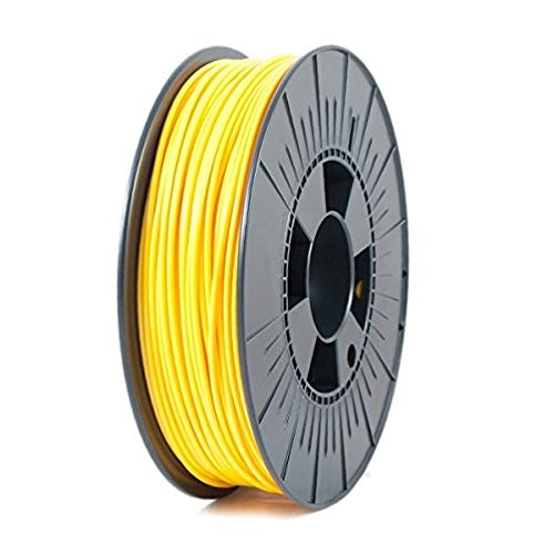 ICE FILAMENTS ICEFIL3PLA014 PLA Filament, 2,85 mm, 0,75 kg, Young Yellow