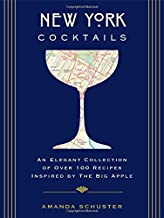 new york cocktails book