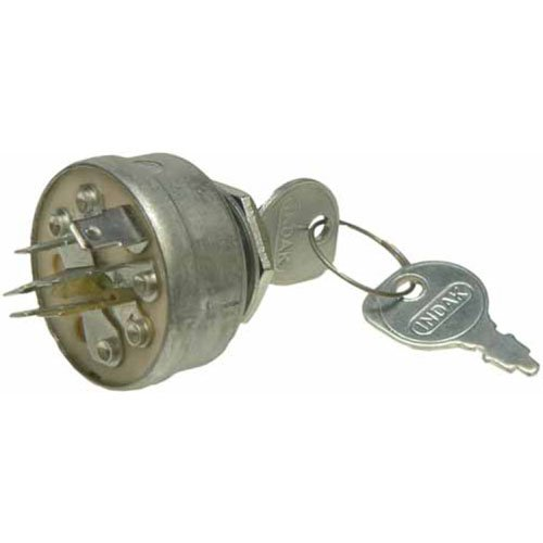 Ignition Key Switch Replacement For EXMARK 60 & 72 Inch Lazer Z & ZXP Lawn Mowers