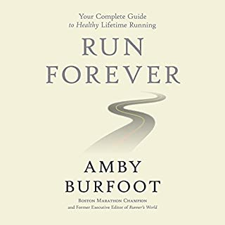 Run Forever audiobook cover art