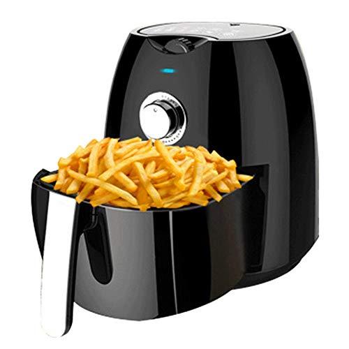 Friggitrice ad aria Air Fryer domestici intelligenti French Fries Macchina automatica piena antiaderente senza olio ad alta temperatura del ciclo friggitrice elettrica per una sana alimentazione senza