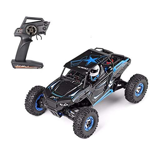 POWER Telecomando 1:12 2.4G 4WD 50 Km/H Elettrico Spazzolato Fuoristrada Modello di Moto Ad Alta velocità Rc Auto Car Kid Regalo