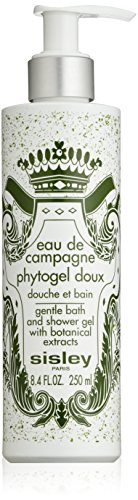 Sisley Eau de Campagne femme / women, Duschgel 250 ml, 1er Pack