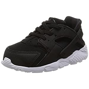 premium selection 7f2c8 c05e8 Nike Huarache Run (TD), Chaussures bébé garçon, (Noir Blanc), 19.5 EUNike  Huarache Run (TD), Chaussures b… 101,88 €€101,88